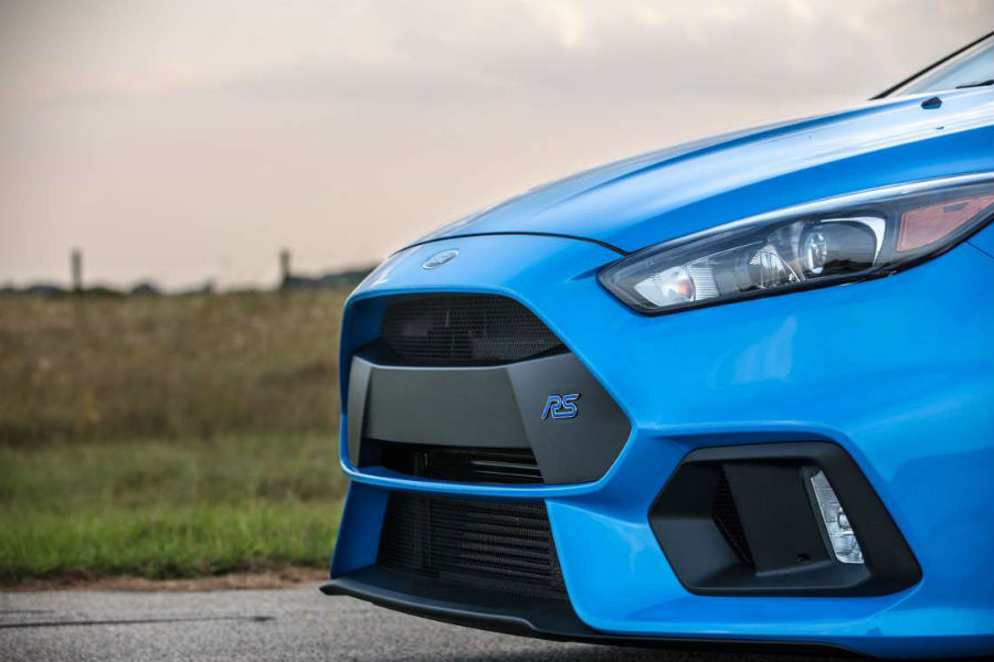 Ford Focus RS 2017 года
