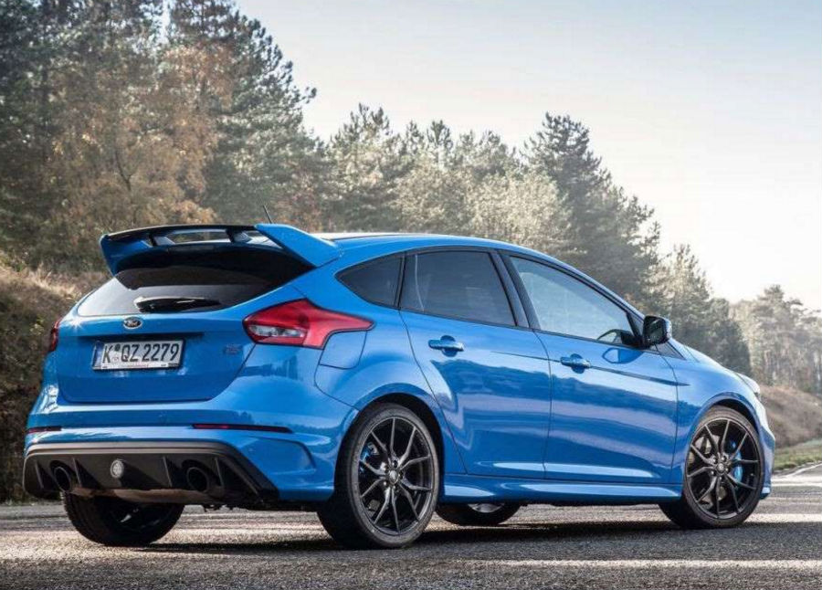 Ford Focus RS от Hennessey Performance