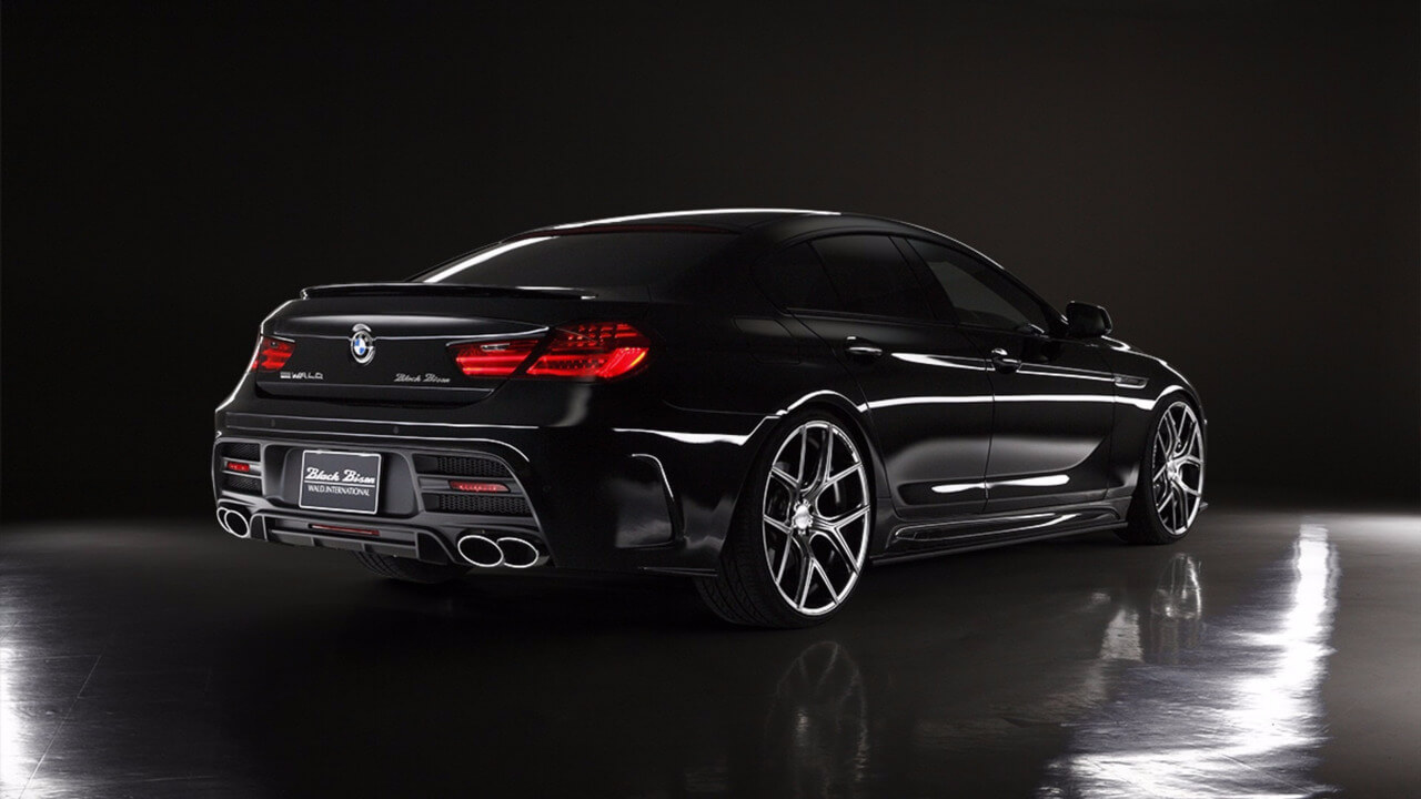 Новый образ BMW 6 Series Gran Coupe